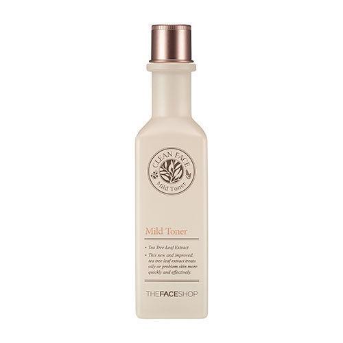 Nước hoa hồng Clean Face Mild Toner