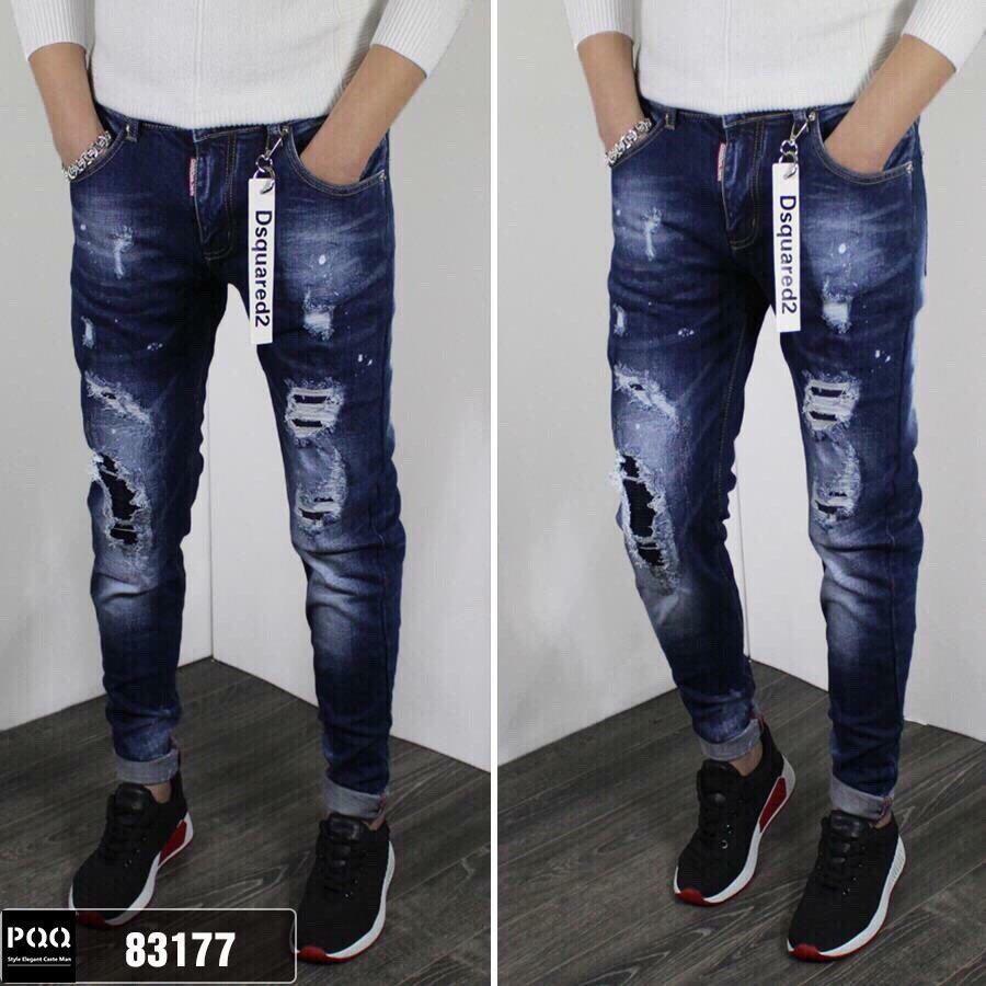 Giá Bán Quần Jean Nam Cao Cấp 511 Xanh Đen Phong Cach Trẻ Trung Luly Fashion Hồ Chí Minh