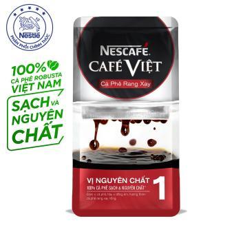 Nescafé Café Việt Cà Phê Rang Xay Vị Nguyên Chất 1 (250g)
