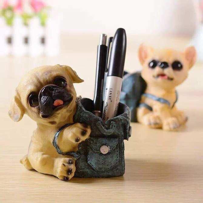 Mua Ống đựng bút hình chú chó
