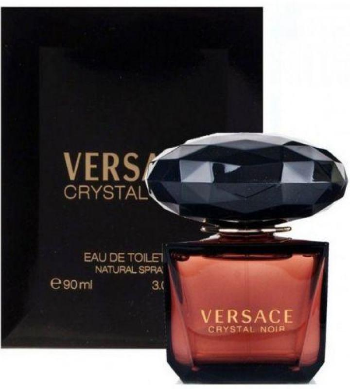 Versace-Crystal Noir- 90ML