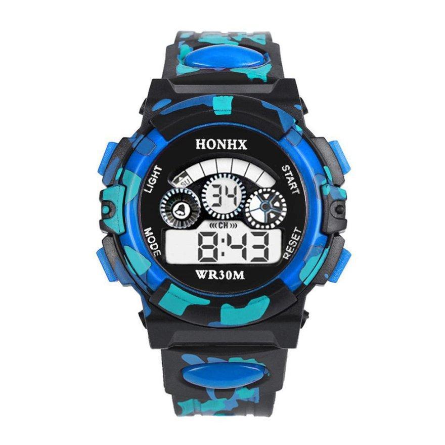 OBBB Electronic Watch Unisex Wristwatches Universal Wrist Watch Waterproof Sports Clocks Luxury Boy Girl Watch bán chạy
