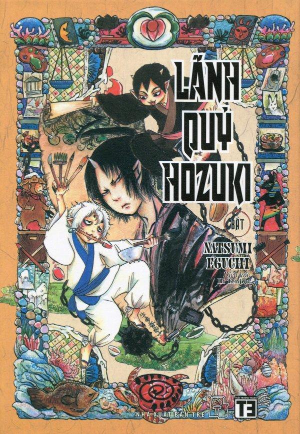 Mua Lãnh Quỷ Hozuki (Bát) - Natsumi Eguchi,ILi Tenjou