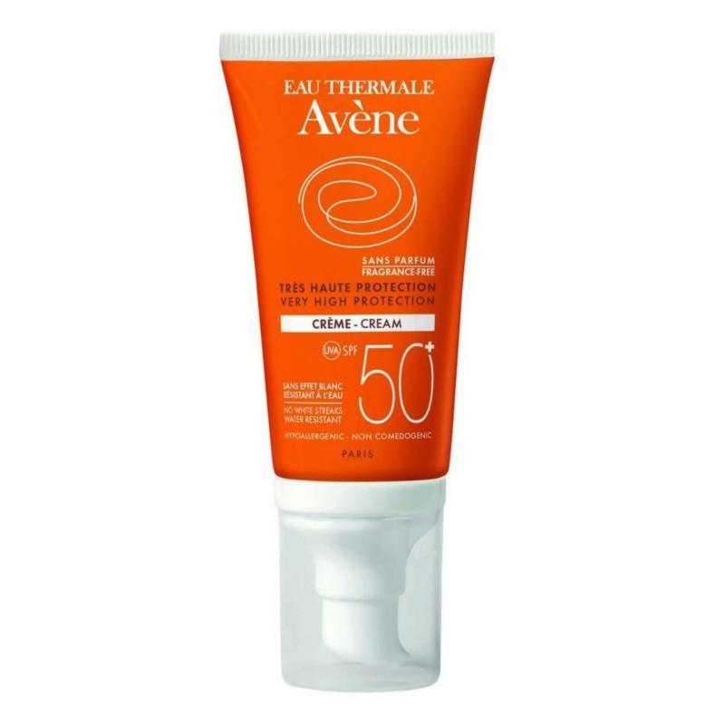 Kem chống nắng không mùi dành cho da nhạy cảm - Very High Protection Cream SPF 50+ Fragance Free - Avène