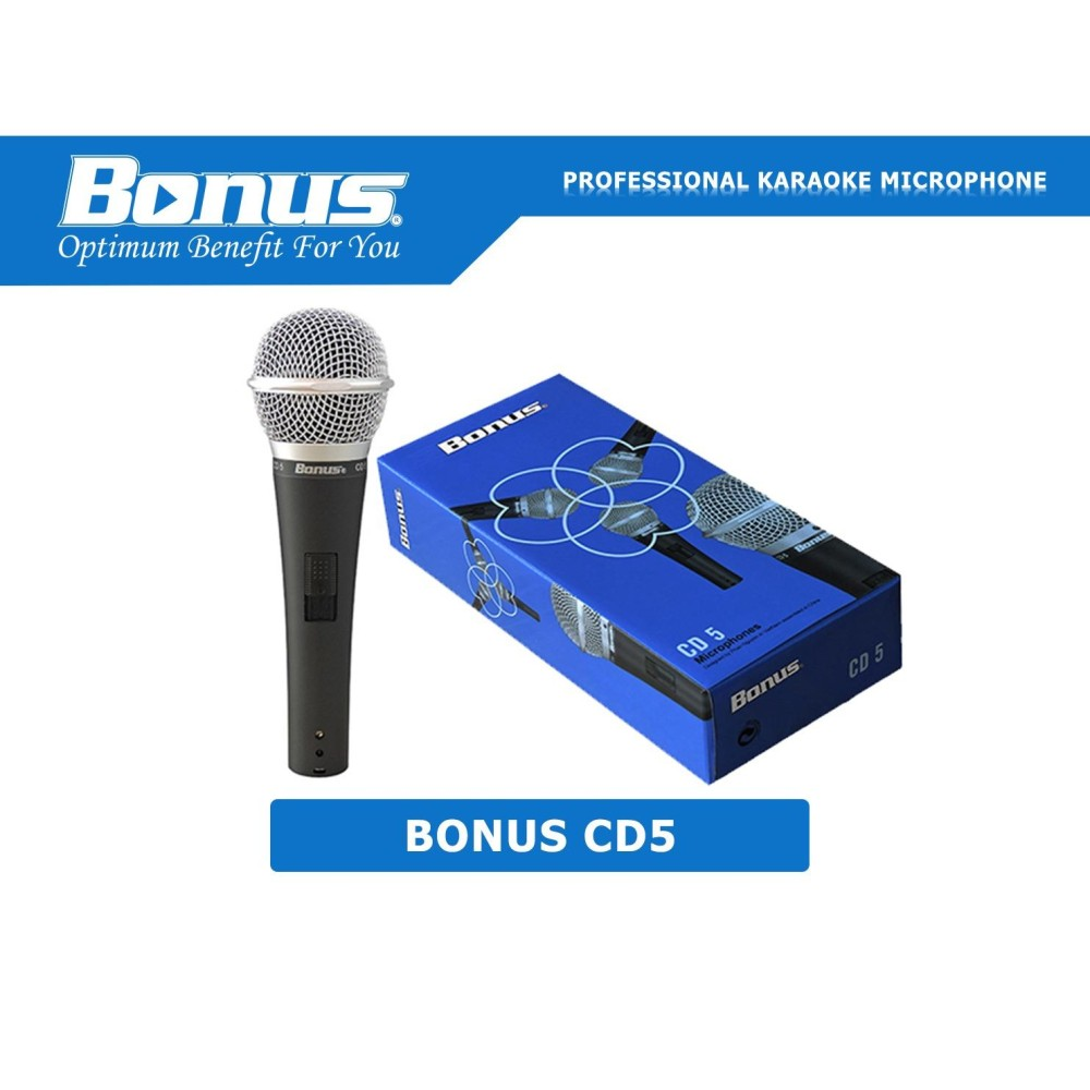 Bán Micro Karaoke Bonus Audio Cd5