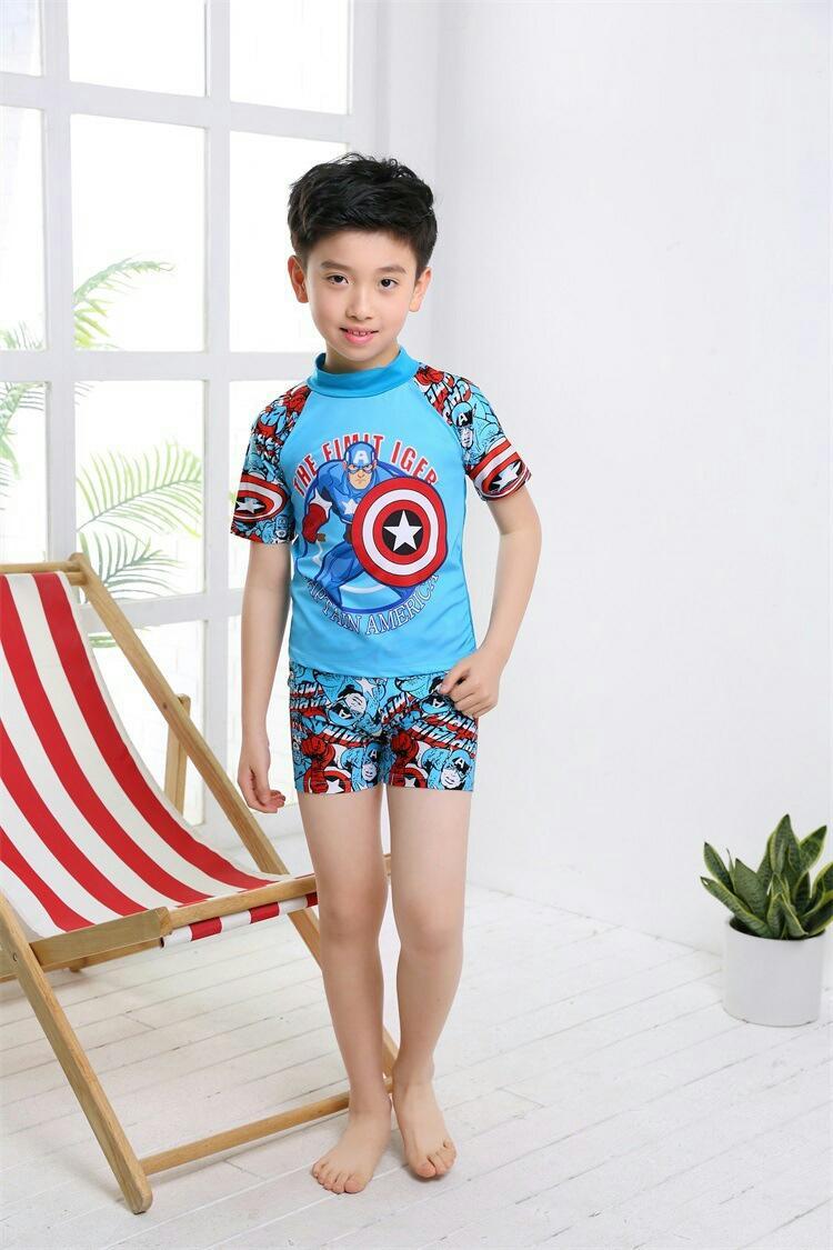 Hình ảnh Bộ đồ bơi bé trai