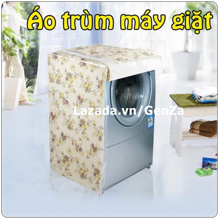 Hình ảnh Vỏ Bọc máy giặt cửa ngang loại to máy 8kg và 9kg loại dày độ bền cao
