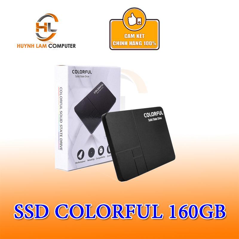 Hình ảnh SSD 160GB Colorful Network Hub Phân Phối