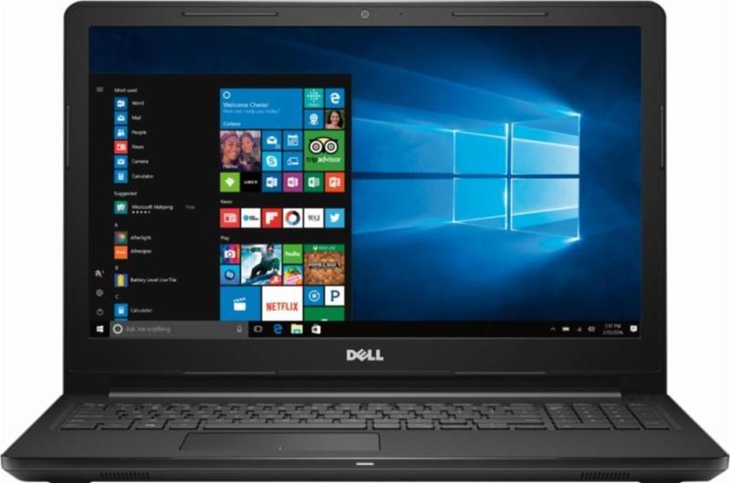 Dell Inspiron 3565/AMD A6/4GB/ 15.6/DVDRW/Win 10