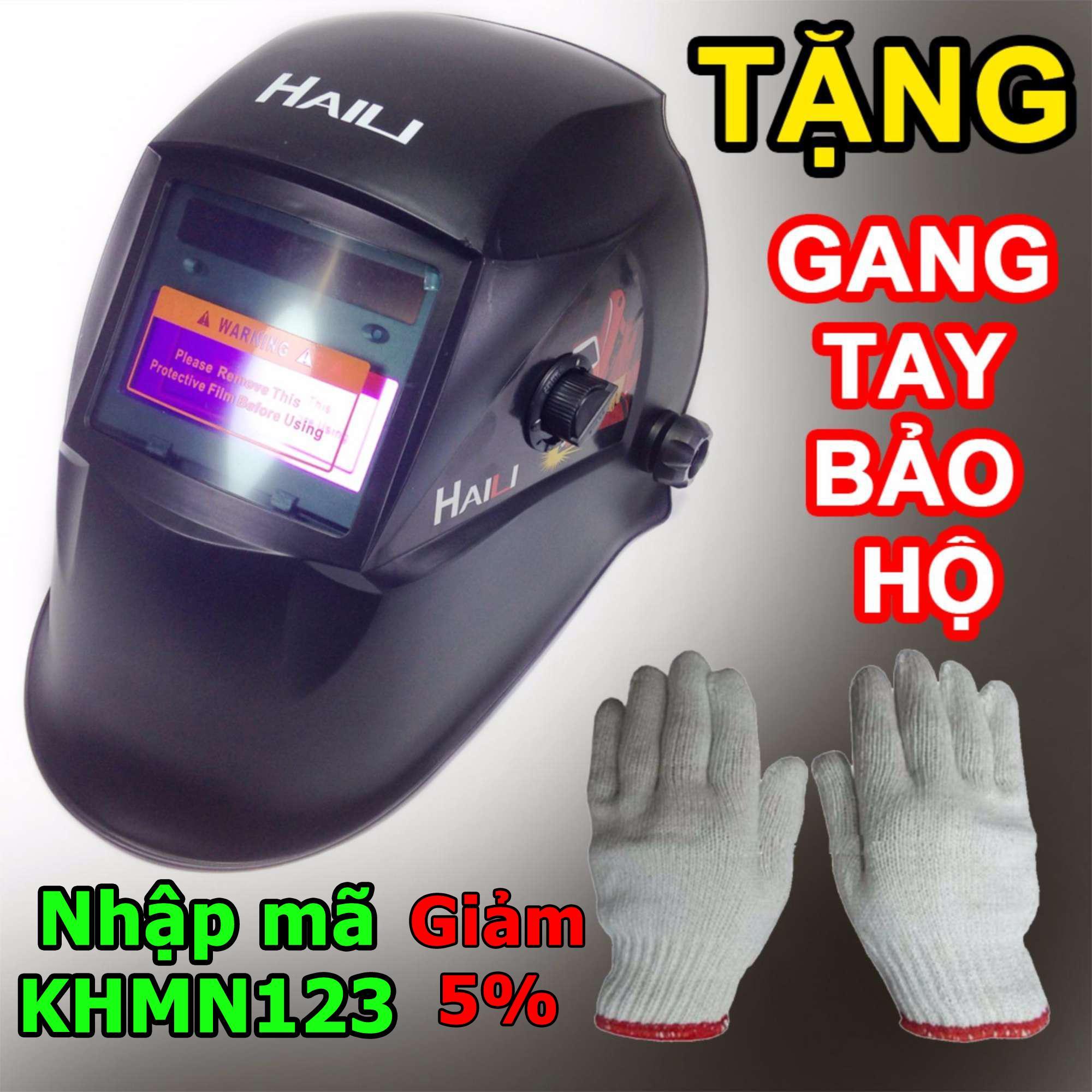 Bán Mặt Nạ Han Điện Tử Tặng 01 Đoi Gang Tay Bảo Hộ Lao Động Rẻ Nhất