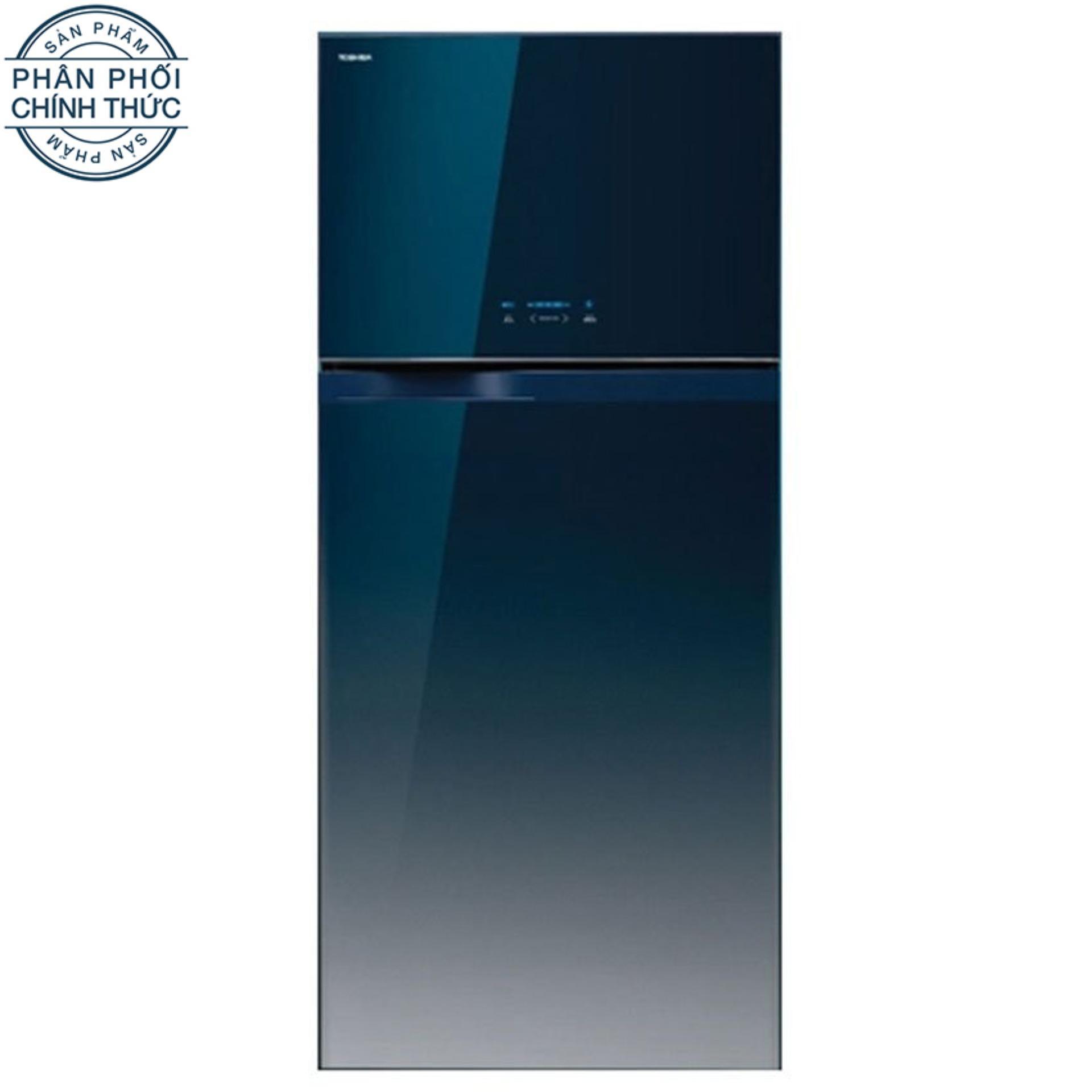 Bán Tủ Lạnh Toshiba Gr Wg66Vdaz Gg 600 Lit Xanh Toshiba Người Bán Sỉ