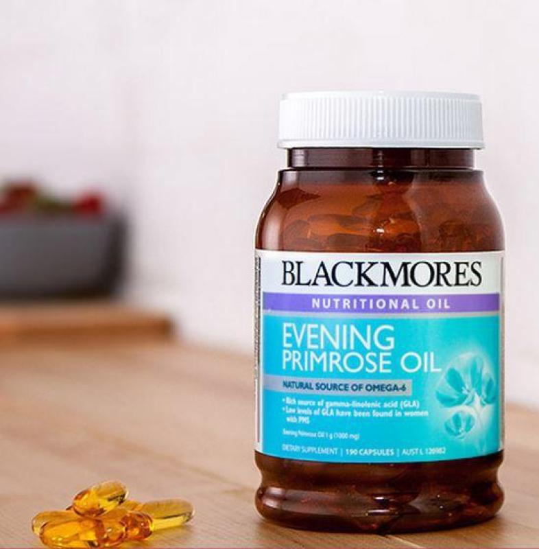 Tinh dầu hoa anh thảo ĐẸP DA Blackmores Evening Primrose Oil - Úc nhập khẩu