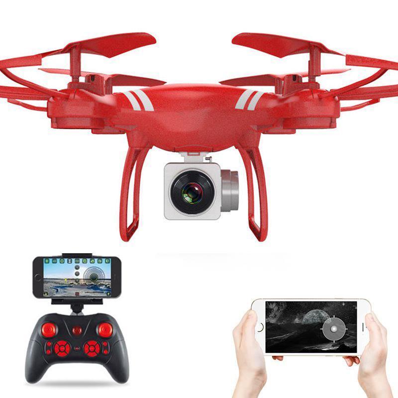[Bao gồm Camera] Flycam mini KY101 – Máy bay chụp ảnh Selfie, kết nối Wifi với điện thoại + Tặng tay cầm điều khiển từ xa