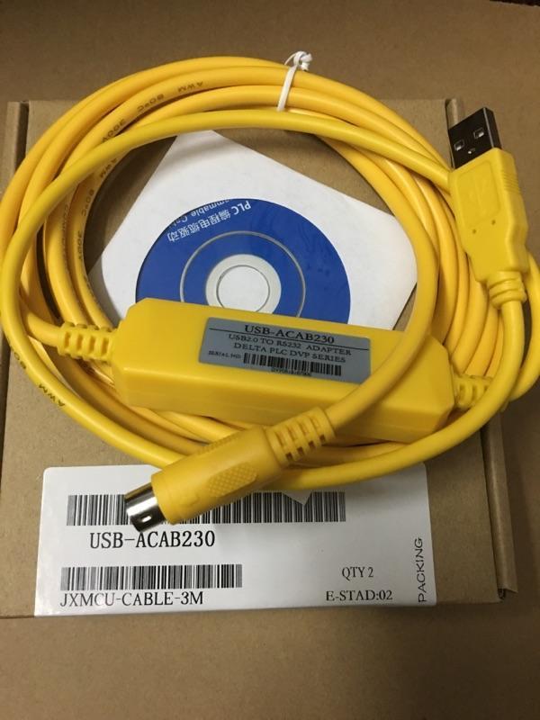CÁP USB-DVP /CÁP PLC Delta