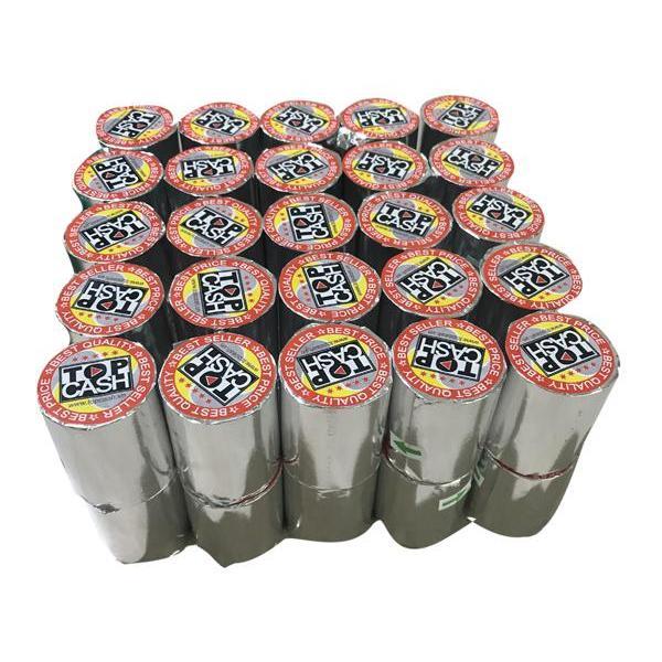 Giấy in nhiệt Topcash K57 - Hộp 50 cuộn - Hàng chính hãng
