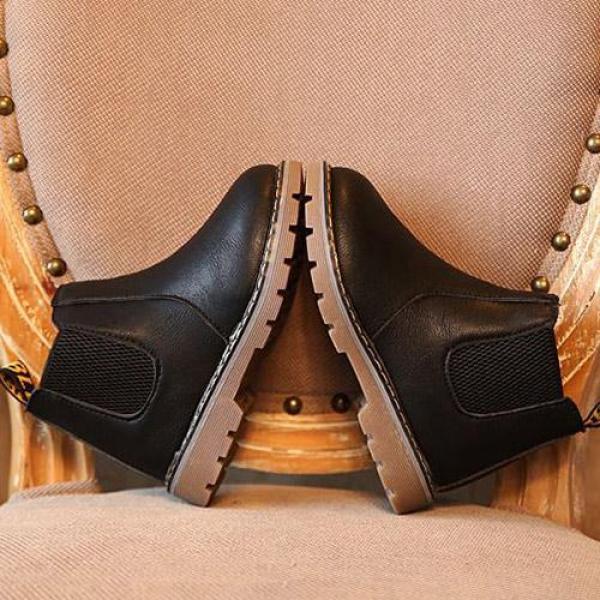 Giá bán Boot cao cổ cho bé gái sành điệu - 08BC082