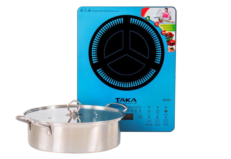 Bếp Từ Đơn  TAKA - TKI1B_Quality Japan