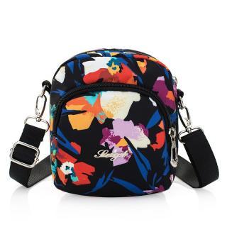 Middle-aged Women s Bag Waterproof of Hop Women s Bag Shoulder Mini Small Bag Canvas Fashion Mobile Phone Purse thumbnail