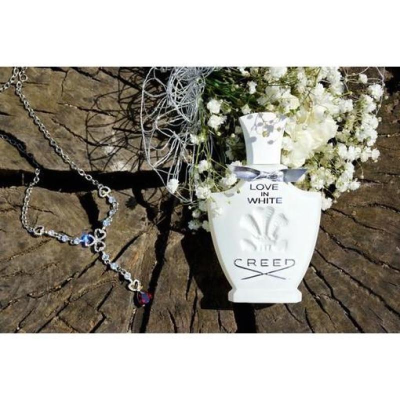 NƯỚC HOA CREED LOVE IN WHITE EDP ĐÁNH GỤC PHÁI ĐẸP DỄ DÀNG