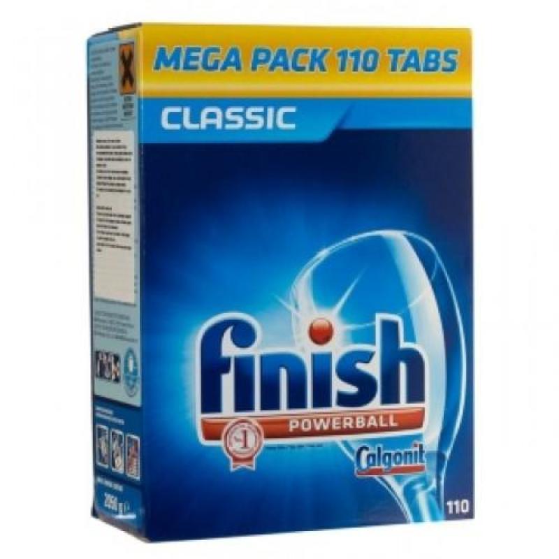 Viên rửa bát finish 110 viên nhập khẩu từ đức