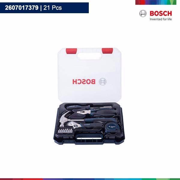 Bộ dụng cụ đa năng Bosch 12 món 2607002793