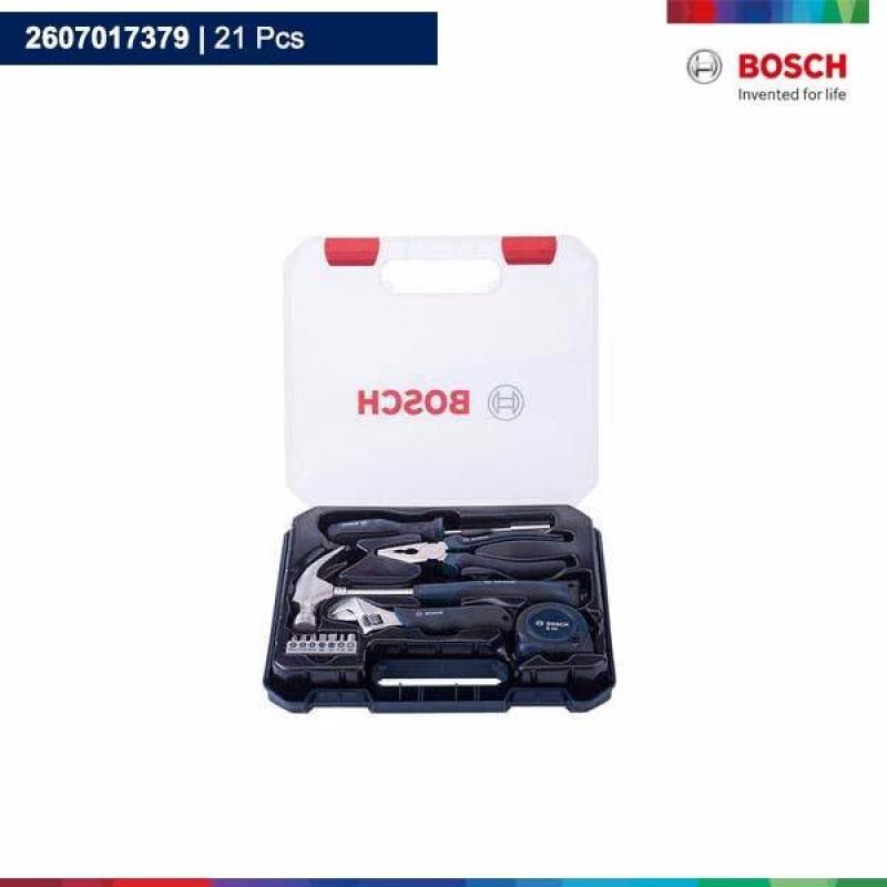 Bộ dụng cụ đa năng Bosch 12 món 2607017379