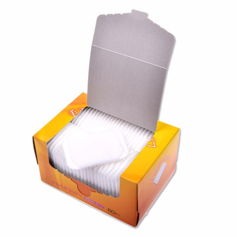 Combo 3 hộp 60 miếng bông tẩy trang hàng Nhật cao cấp