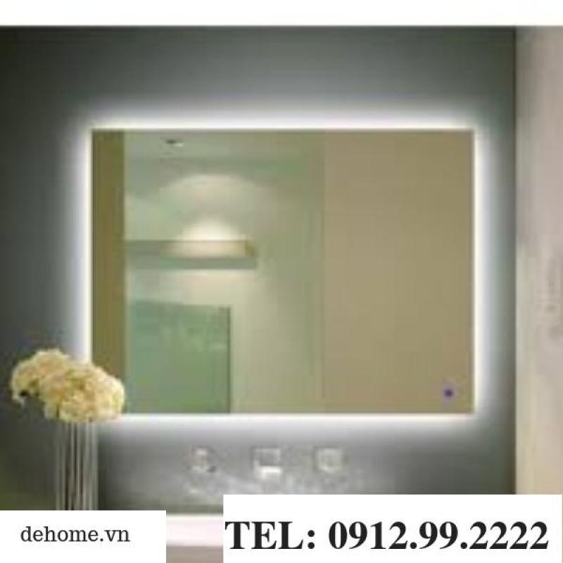 Gương LED cảm ứng Dehome D017