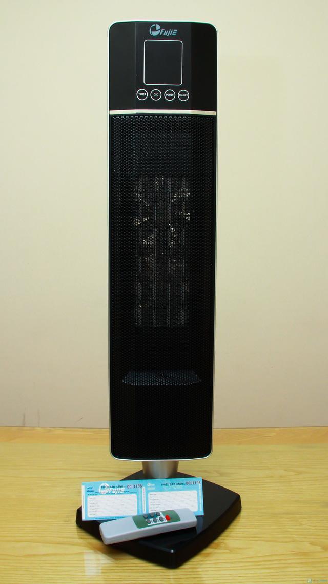 Quạt sưởi Ceramic FujiE CH-2000