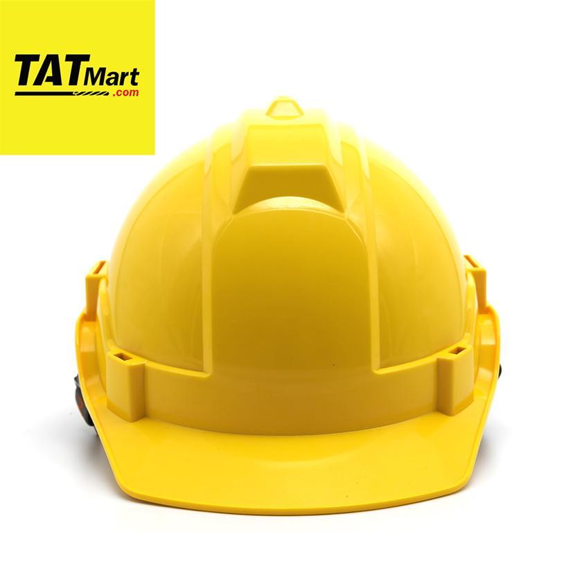Hình ảnh [Hàng Thái siêu bền] Nón bảo hộ ProTape SS200 Helmet màu vàng - Phân phối độc quyền bởi TATMart
