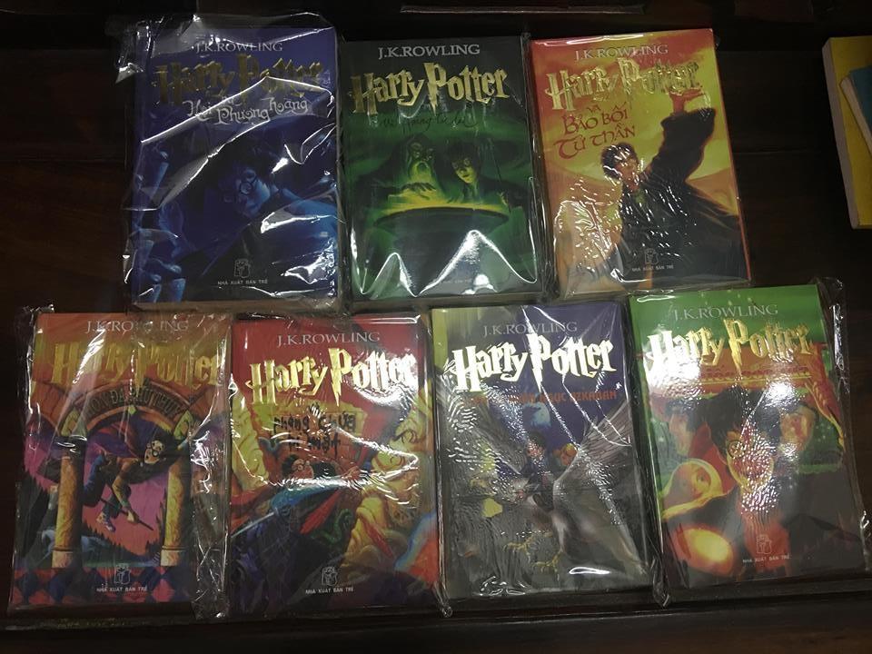 Mua Harry Potter (Trọn Bộ 7 Cuốn)