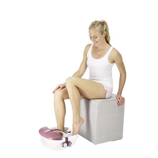 (GIÁ Hủy Diệt) Bồn ngâm chân hồng ngoại Beurer FB35 cao cấp
