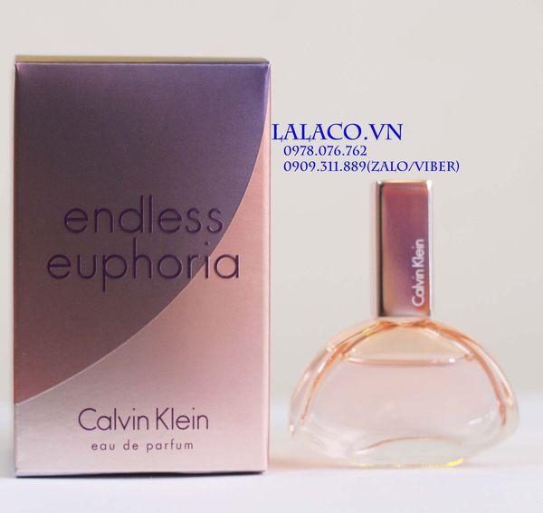 Nước hoa Calvin Klein Endless Euphoria CK EDP 4ml