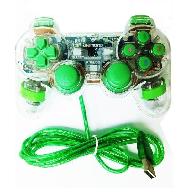 Hình ảnh Tay cầm chơi Game Diamond SG 401 đèn Led