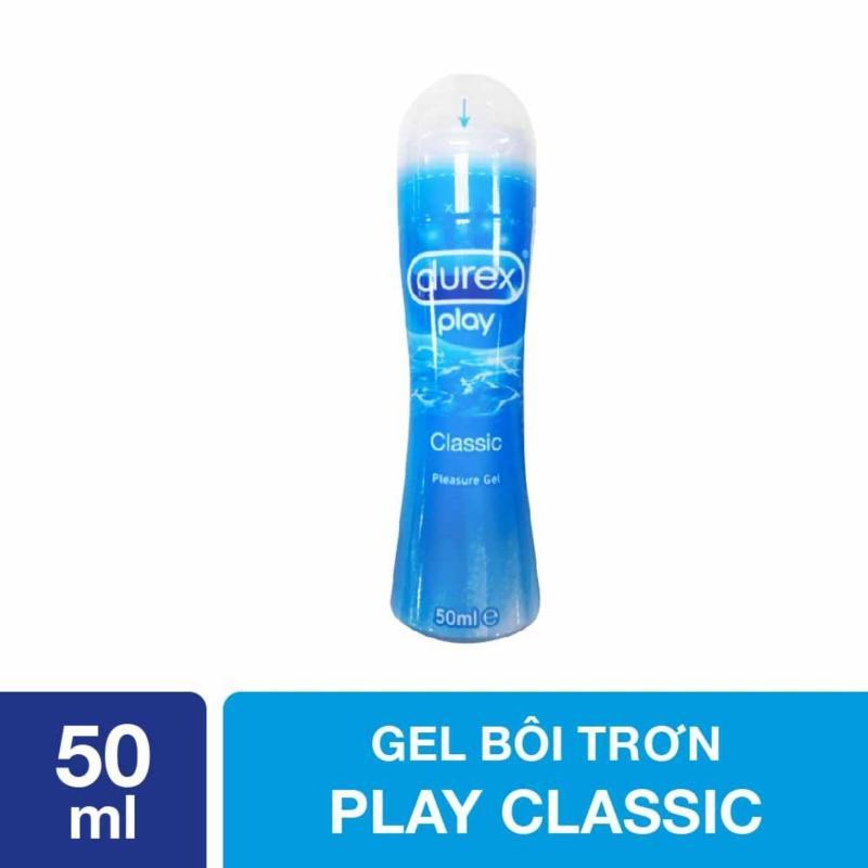 Gel bôi trơn Durex Play Classic 50ml