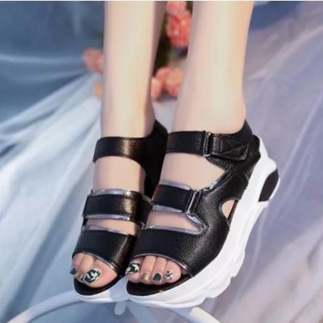 S028D - Giày sandal nữ phong cách Hàn Quốc