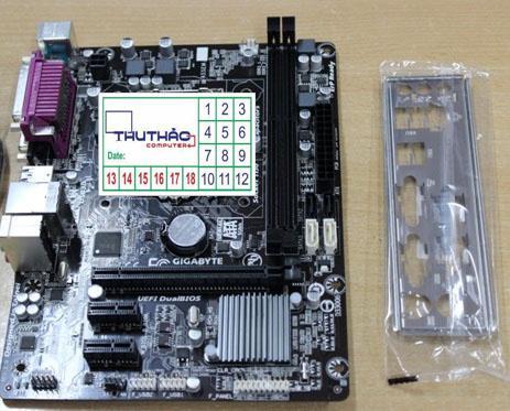Hình ảnh main gigabyte h81 socket 1150