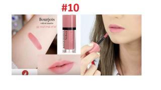 Son Kem Bourjois Velvet Rouge Edition thumbnail