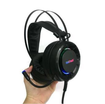 Đánh giá Tai nghe chụp tai gaming GOLDTECH LK89 âm thanh 7.1 cổng usb giá  sốc - Giá chỉ 214.915đ