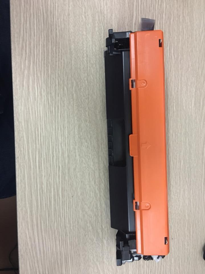 Mực 17A cho HP M102/MFP M130/M132 Series ko chip