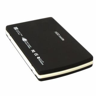 Hộp đựng ổ cứng Laptop HDD Box 2.5 inch SATA USB 2.0 thumbnail