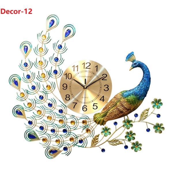 Nơi bán ĐỒNG HỒ TRANG TRÍ NHÀ HIỆN ĐẠI DECOR-12
