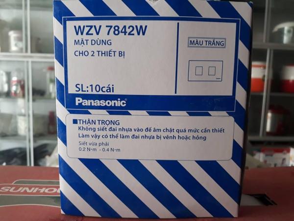 Mặt 2 Panasonic WZV7842(10 cái/hộp,dùng cho hạt nhỏ) giá rẻ