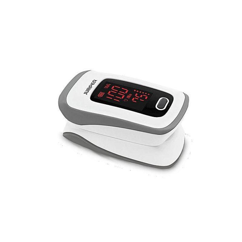 Máy đo nồng độ oxy trong máu SpO2 và nhịp tim Jumper Medical JPD-500E bán chạy