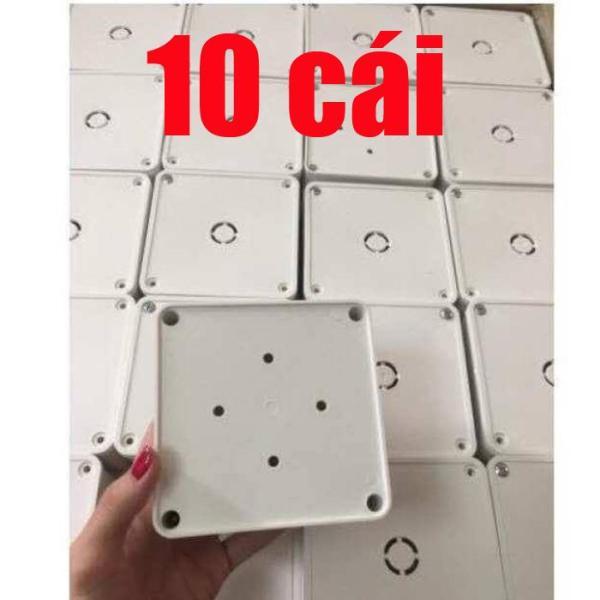 10 cái Hộp Kỹ Thuật 11x11x5 - Hộp nối điện âm - hộp điện âm - hkt1