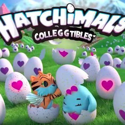 Hình ảnh Bộ 2 Trứng Hatchimals - Hatchimal Cỡ Vừa - Chirita HCMN2