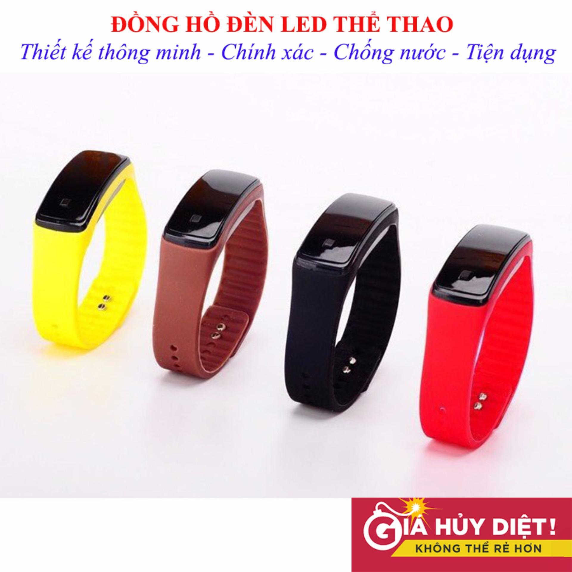 Hình ảnh Mua đồng hồ giá rẻ , Mua dong ho led - Đồng hồ nam, Combo 2 đồng hồ màn đen TF69 - Kiểu dáng thể thao sang trọng, chất liệu bền đẹp - BH uy tín 1 đổi 1 bởi TECH FUTURE