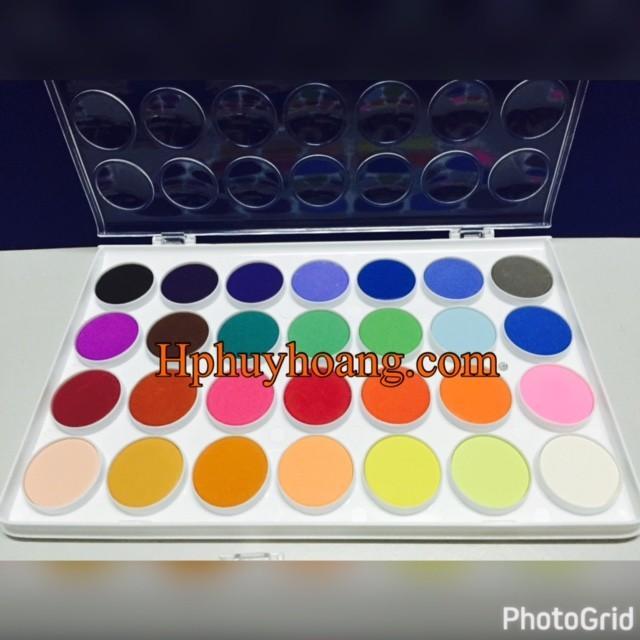 Mua Shop thỏ nhím - MÀU NƯỚC SIMBALION 28 màu ( tặng kèm cọ nước)