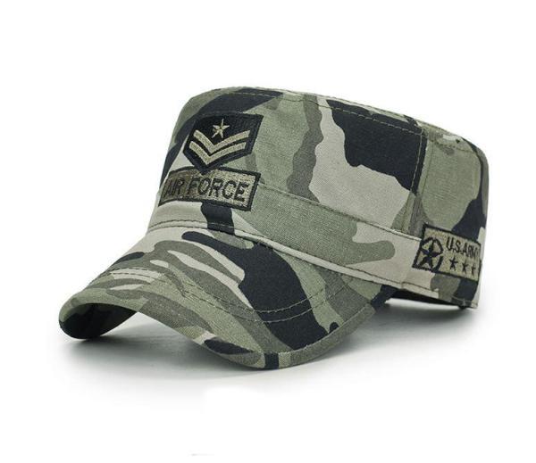 Mũ kết lính, nón lưỡi trai lính Mỹ US air force không quân Mỹ đầu vuông