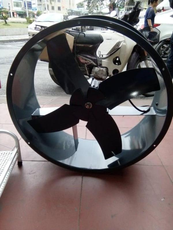 Quạt Quạt thông gió công nghiệp Phong Lan Gale VF 60 có tản nhiệt